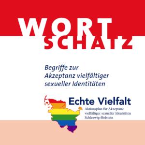 Wortschaft Echte Vielfalt - Titelseite