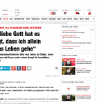 """120705_Peter Altmaier  """"Der liebe Gott hat es gefügt, dass ich allein durchs Leben gehe"""" - Politik Inland - Bild.de"""