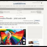 140414_CSD in Rendsburg  Schwulen-Parade – jetzt erst recht   shz.de