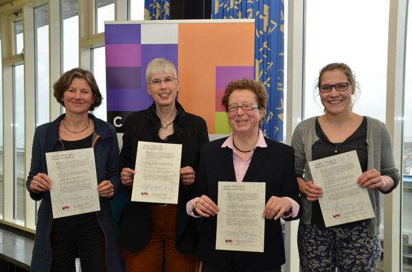 CAU tritt Bündnis gegen Homophobie bei